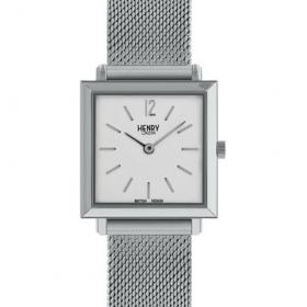 HENRY-LONDON-Heritage-Square-Stainless-Steel-Bracelet-HL26-QM-0265